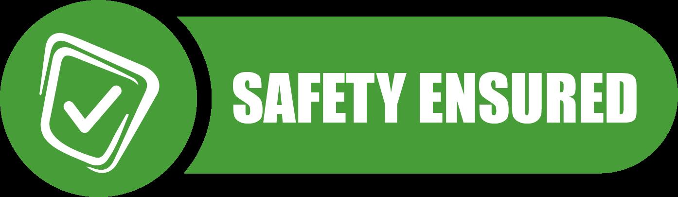 pest control safety ensured